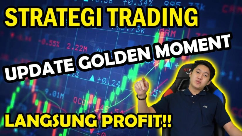 STRATEGI TRADING BINOMO – UPDATE TEKNIK GOLDEN MOMENT!! LANGSUNG PROFIT!!