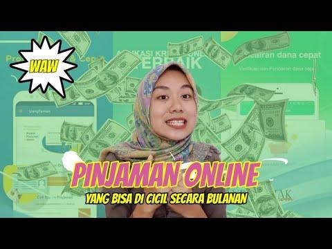 Aplikasi Pinjaman Online Bunga Murah yang Bisa dicicil Tiap Bulan