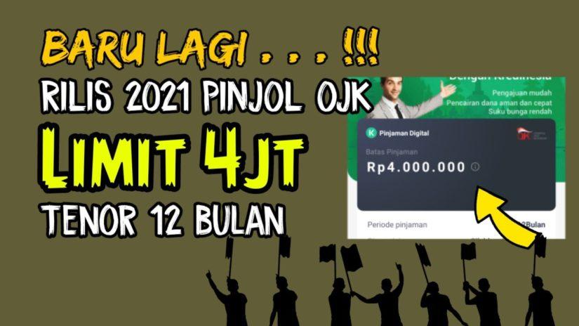 Pinjol Ojk Bunga Rendah Rilis 2021 Pinjaman Online Langsung Cair KTP Tenor Lama 12 Bulan
