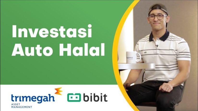 Investasi Tanpa Riba dengan Reksadana Syariah ft Trimegah AM