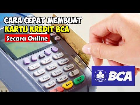 CARA MEMBUAT KARTU KREDIT BCA ONLINE   KARTU KREDIT BANK CENTRAL ASIA UNTUK PEMULA TERBAIK !!