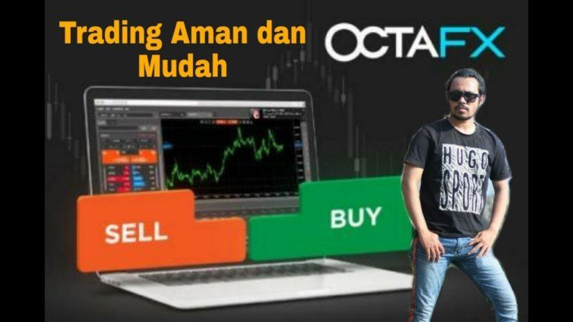 Tutorial Trading Mudah dan Aman di OctaFX
