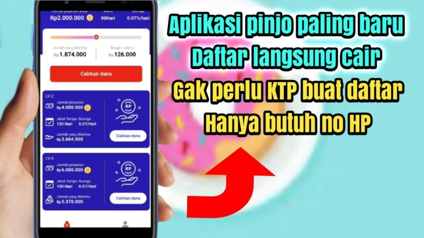 💵 Review APK YODANA // Pinjaman online ilegal cepat cair – tetap waspada