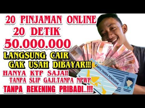 20 Daftar Nama Pinjaman Online ilegal Cepat Cair Terbaru