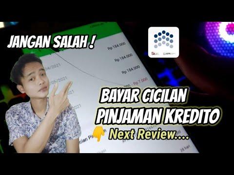 Pinjaman Cicilan ! Cara Bayar Pinjaman Cicilan Di KREDITO | NEXT VIDEO …