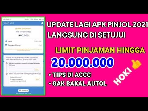 Pinjaman Online Langsung Cair || Pinjol Ilegal Mudah Cair 2021 Foto KTP Galeri Sudah Tidak OJK