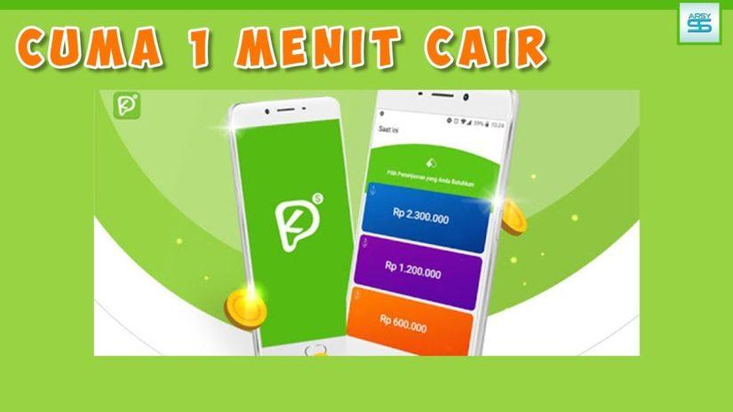 Hitungan 1 Menit Pinjaman Online Cepat Cair Tanpa Jaminan – Kredit Pintar