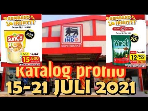 Promo superindo hari ini 15-21 Juli 2021