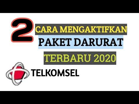 PAKET HABIS – 2 Cara Membeli Paket Darurat Telkomsel 2020