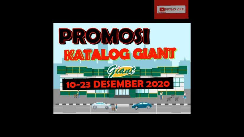 katalog promo giant 10-23 Desember 2020